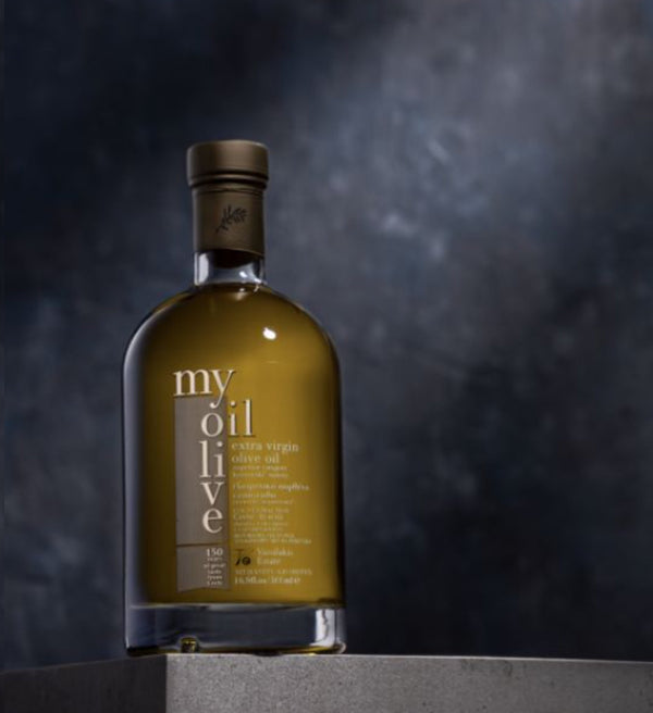 Superior quality premium extra virgin olive oil from Crete Greece by Grecian Purveyor. Best Greek olive oil in Australia.