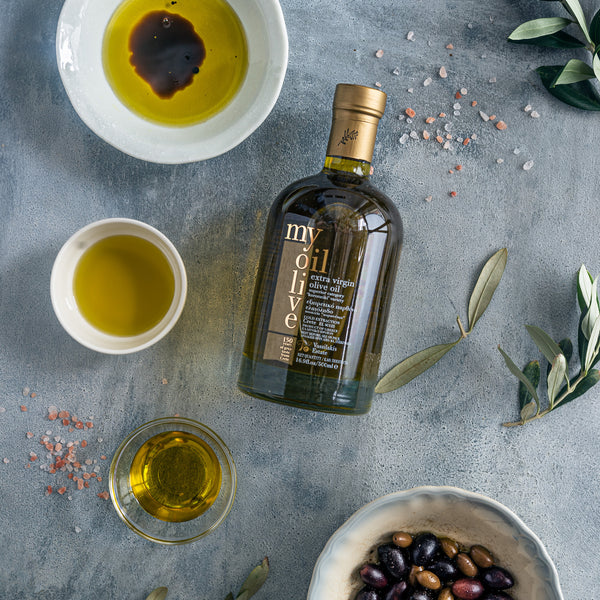 My Olive Oil Extra Virgin Olive Oil - A premium extra virgin olive oil with high content of oleic acid & polyphenols