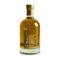 My Olive Oil Extra Virgin Olive Oil A premium extra virgin olive oil with high content of oleic acid & polyphenols