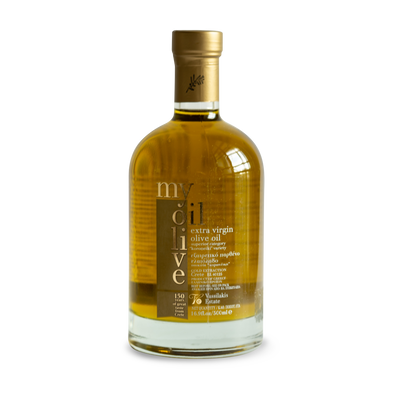 Superior Extra Virgin Olive Oil, Crete - My Olive Oil