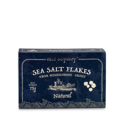 Natural Fine Sea Salt Flakes