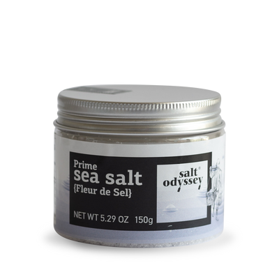 Natural Pure Fleur De Sel Sea Salt