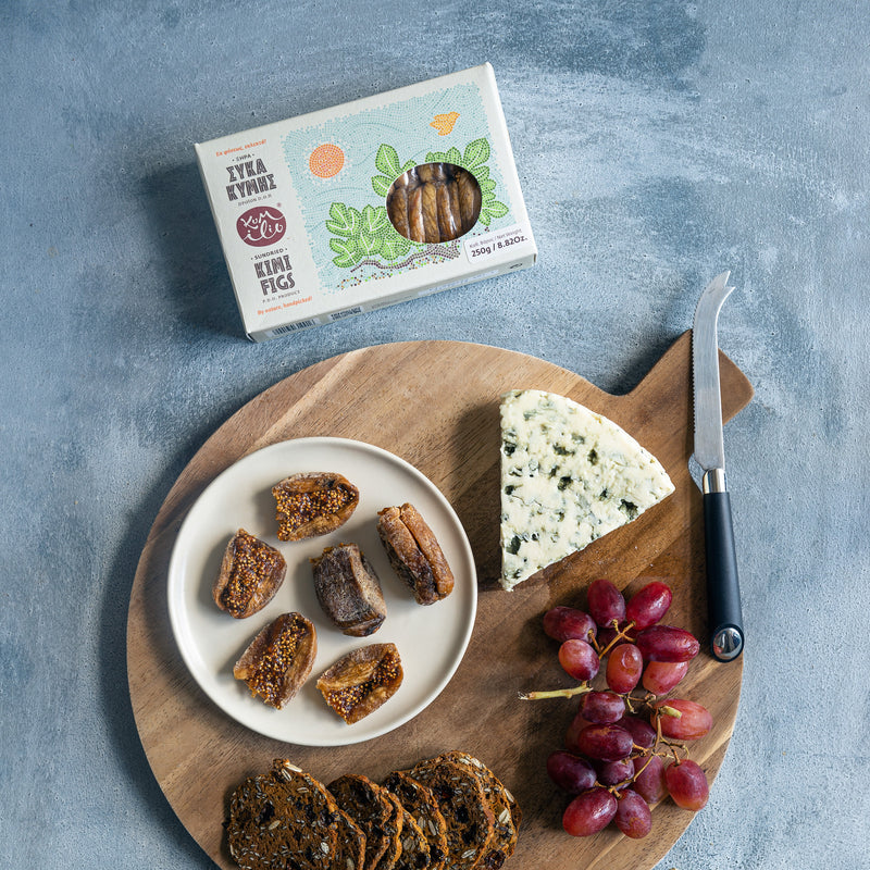 Premium Naturally Sundried Greek Kimi Figs