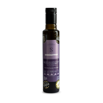 Organic Flavoured Extra Virgin Olive Oil – Oleastron, Fennel & rosemary