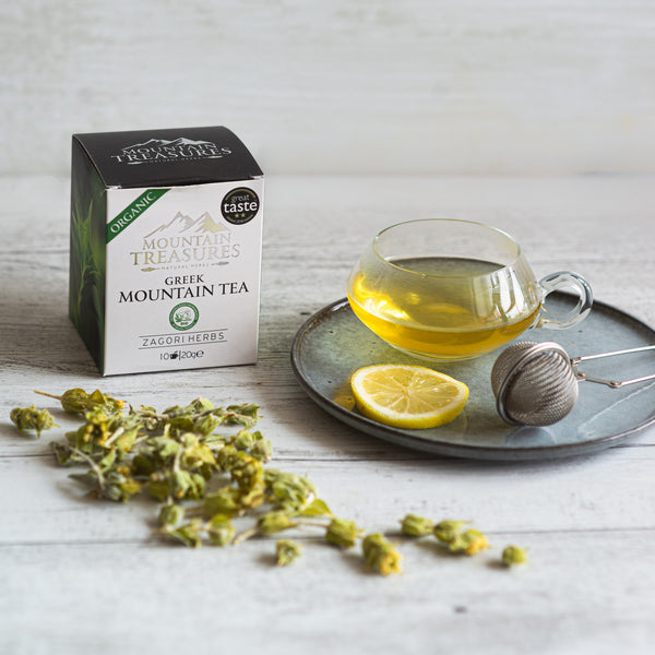 Premium Organic Mountain Tea