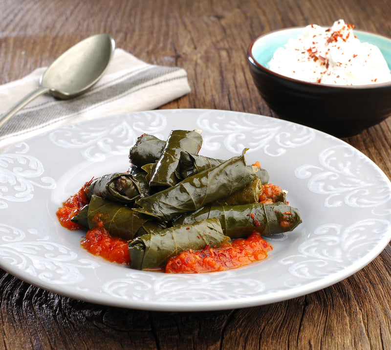 Handpicked Organic Vine Leaves
