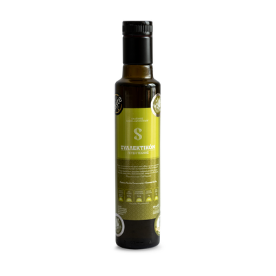 Organic Flavoured Extra Virgin Olive Oil - Syllektikon, lemon and thyme