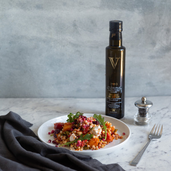Vee Single Estate Premium Organic Extra Virgin Olive Oil - Vassilakis Estate
