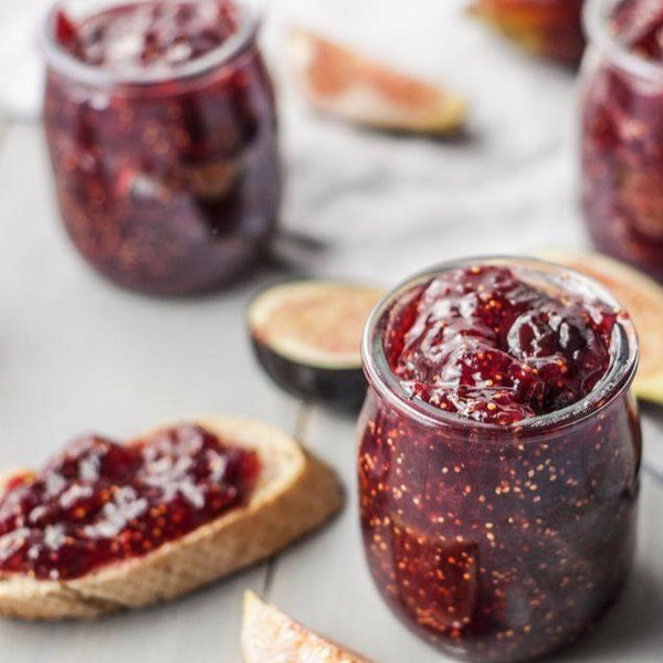 No sugar fig jam, organic sugar free fruit jam and marmalade Buy online delivery to Sydney, Melbourne, Brisbane, Adelaide, Canberra and Perth