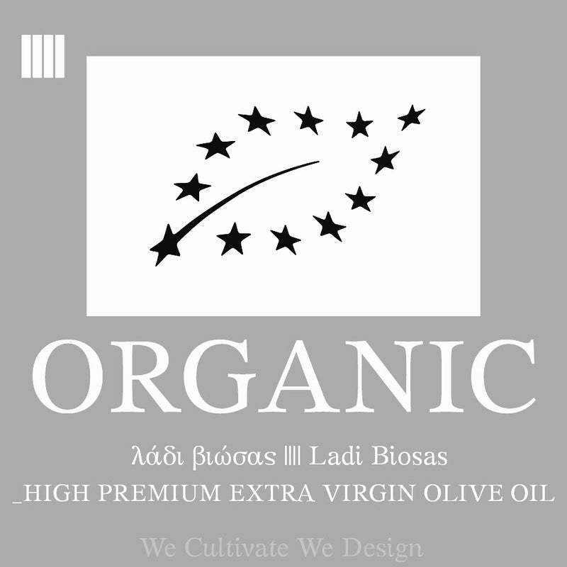 Organic Agrumato Orange Pressed Extra Virgin Olive Oil - Ladi Biosas, Kalamata