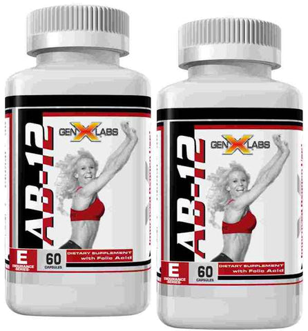 AB-12 60 Caps Stimulate Appetite BUY 1, GET 1 50% OFF