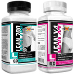 Lean 700 and LeanX4 AM and PM Weight Loss