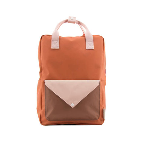 Backpack - Tangerine