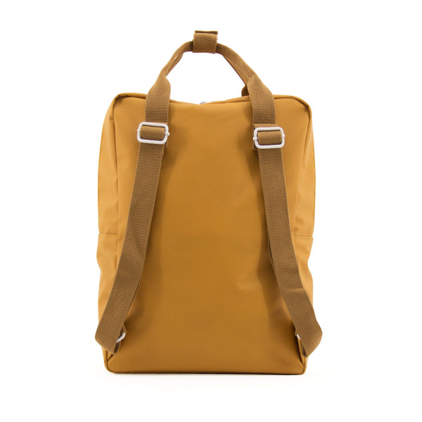 Backpack -  Caramel Fudge