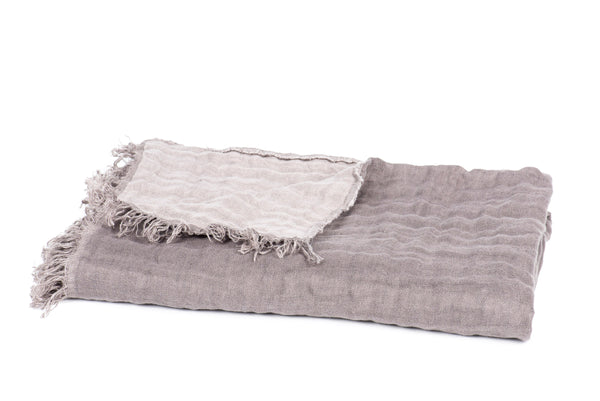 Stonewashed Throw  135cm x 200cm