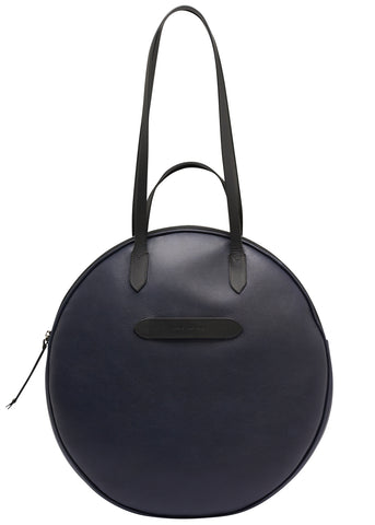 Marie Martens Grand Trianon Tote Bag Navy/Black