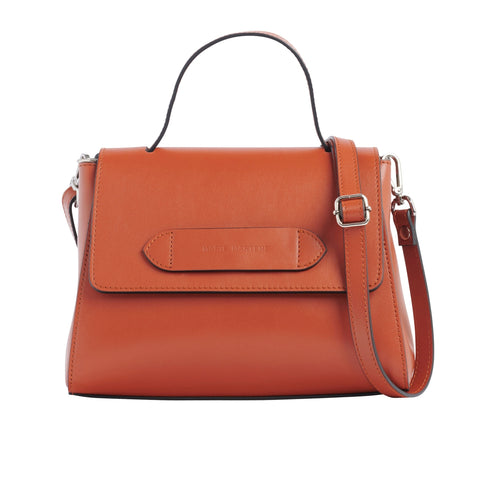 Beaumonde Small Leather Handbag