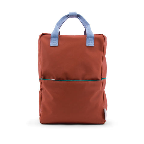 Backpack -  Brick Red