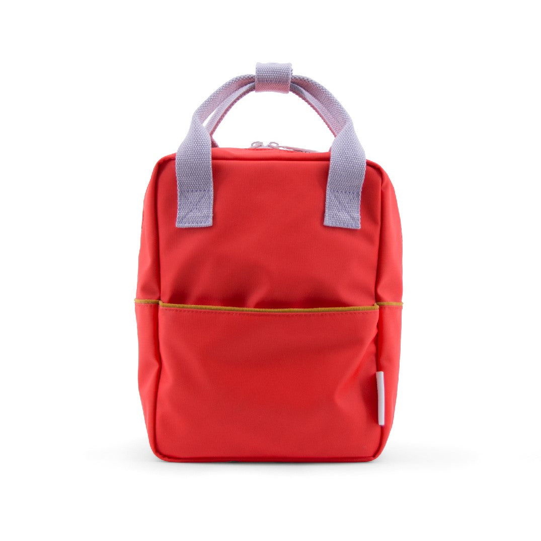 Mini Backpack  -  Sporty Red