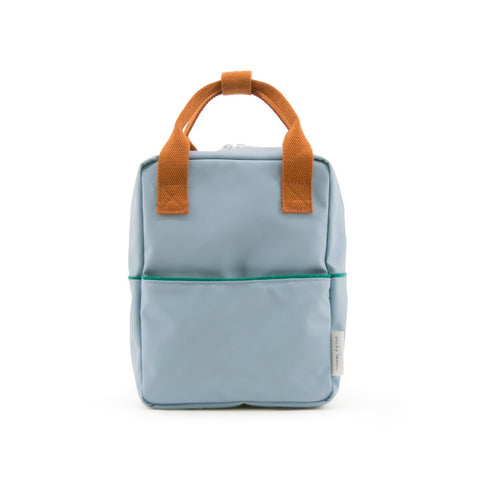 Mini Backpack  -  Steel Blue