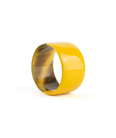 Yellow Large Bangle