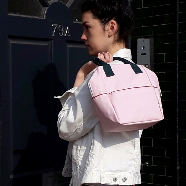 Mini Backpack  -  Soft Pink