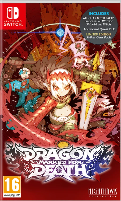 Dragon: Marked for Death (Nintendo Switch) - Offer Games