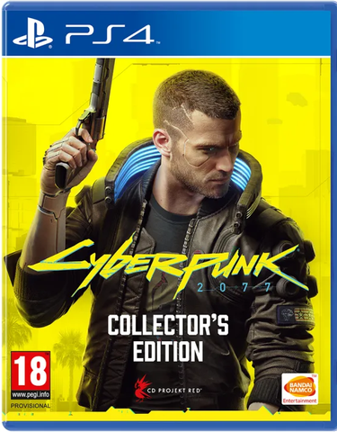 Cyberpunk 2077 Collector's Edition (PS4) - Offer Games