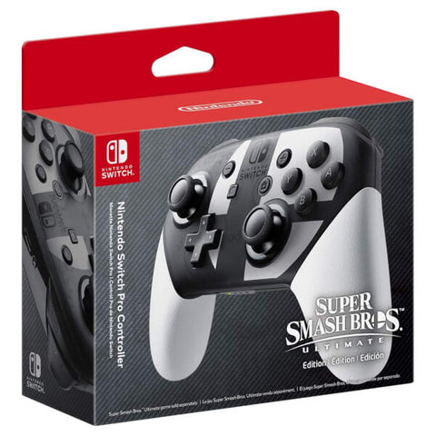 Pro Controller - Super Smash Bros. Ultimate Edition (Nintendo Switch)