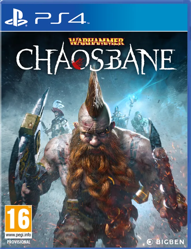 Warhammer Chaosbane (PS4) - Offer Games
