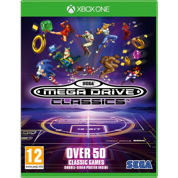 SEGA Mega Drive Classics (Xbox One) - Offer Games