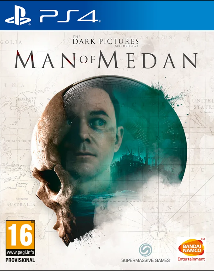 The Dark Pictures Anthology: Man of Medan (PS4) - Offer Games