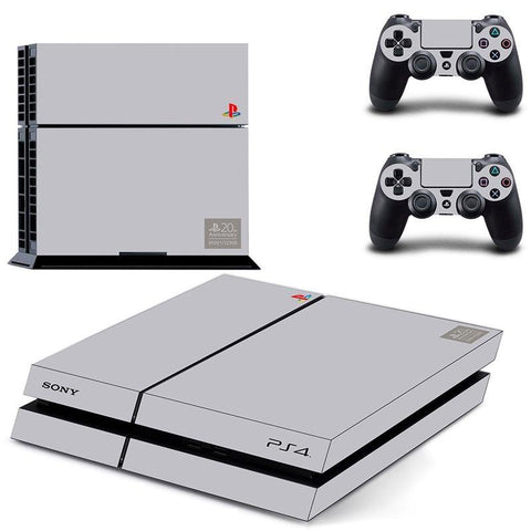 20th Anniversary Edition PS4 Sticker Skin