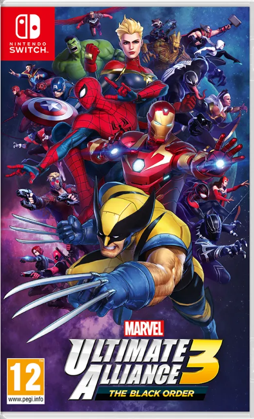 Marvel Ultimate Alliance 3: The Black Order (Nintendo Switch) - Offer Games