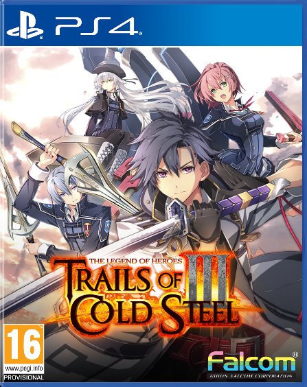 The Legend of Heroes: Trails of Cold Steel III - Early Enrollment Edition (PS4) - Offer Games
