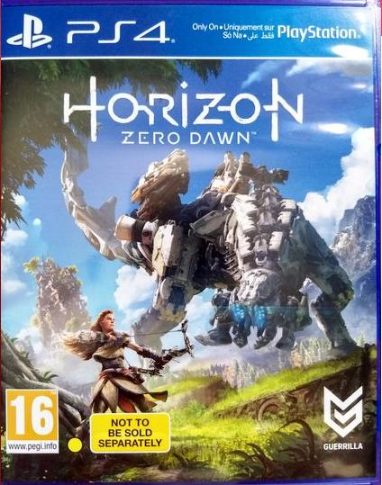 Horizon: Zero Dawn Bundle Copy (PS4) - Offer Games