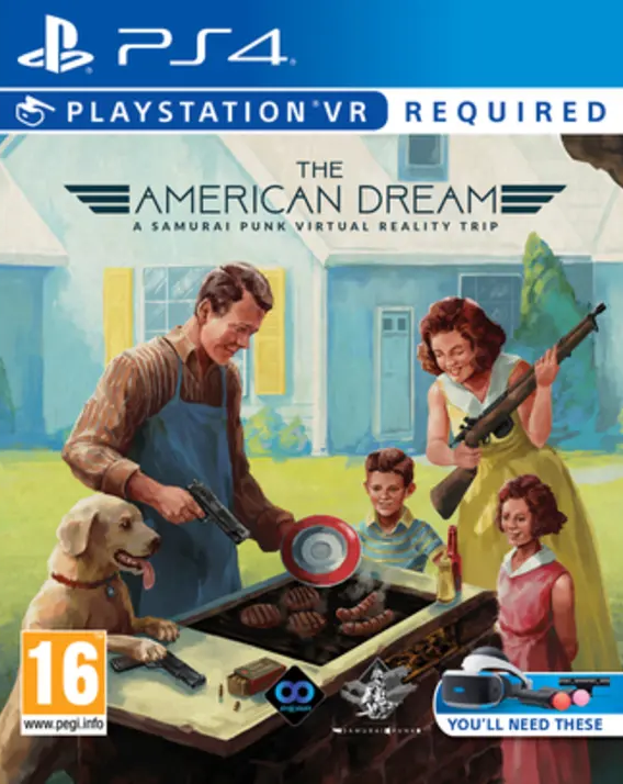 The American Dream (PSVR) - Offer Games