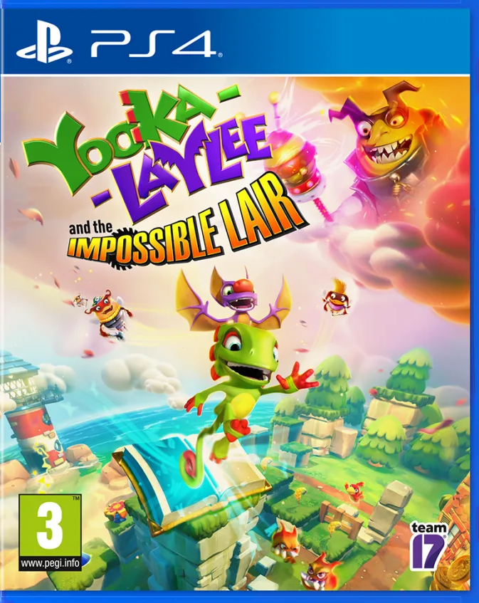 Yooka - Laylee and the Impossible Lair (PS4) - Offer Games