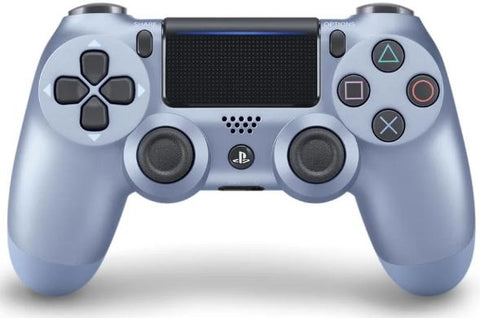 Sony Dualshock 4 Controller (NEW VERSION 2) - Titanium Blue - Offer Games