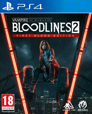Vampire: The Masquerade - Bloodlines 2 (PS4) - Offer Games