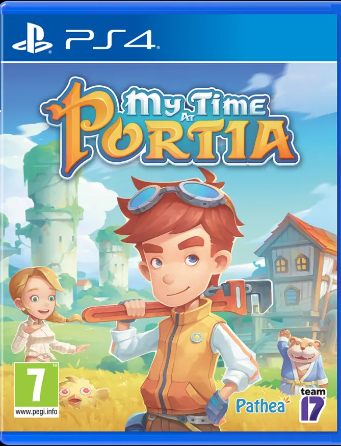 My Time At Portia (PS4) - Offer Games