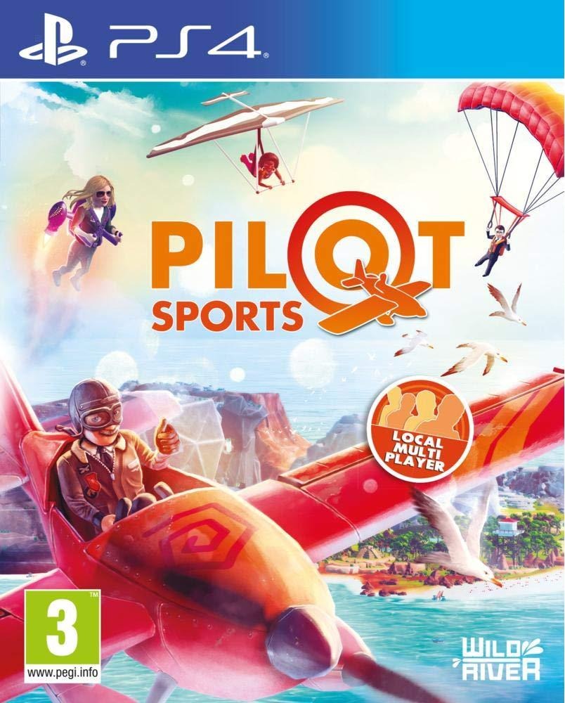 Pilot Sports (PS4) - Offer Games