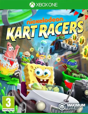 Nickelodeon Kart Racers (Xbox One) - Offer Games