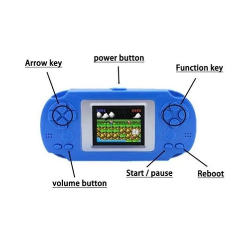 Handheld Games Console - 268 Games - Offer Games