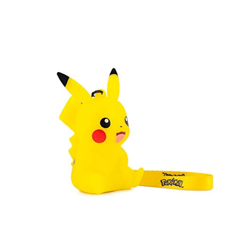 TEKNOFUN 811374 Pikachu Pokemon Light-up Figurine with Hand-Strap, Yellow - Offer Games