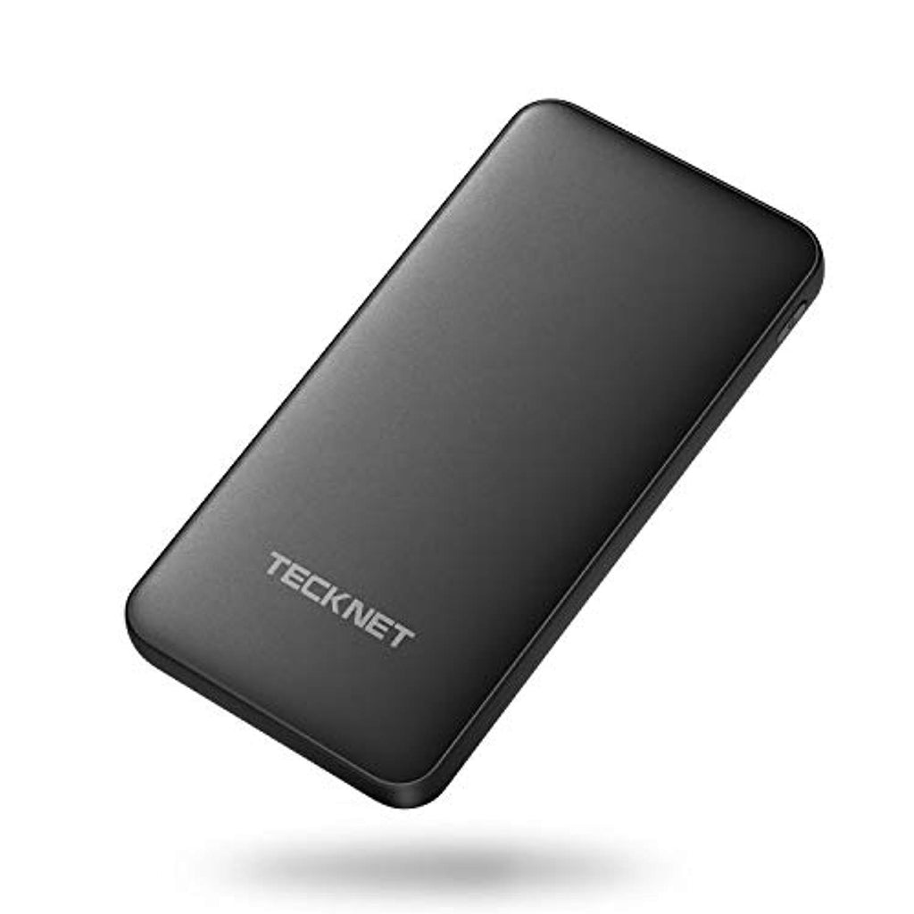 TECKNET 10000mAh 18W Power Delivery USB C Quick Charge 3.0 Power Bank - Offer Games