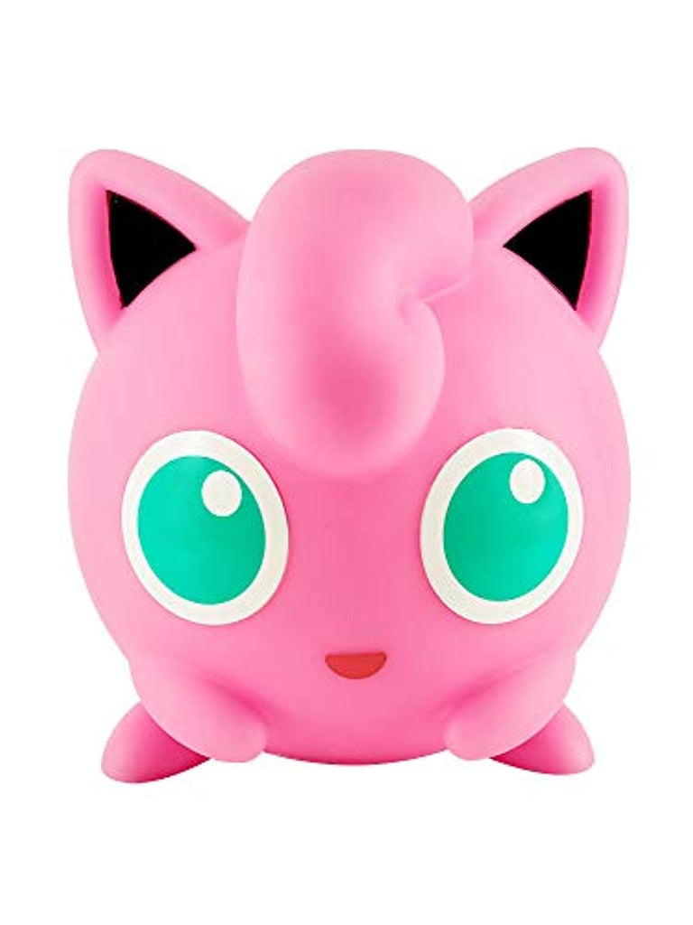 POKEMON 811362 Pokémon-Jigglypuff Light-up Figurine-25cm, Pink - Offer Games