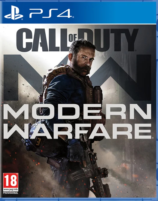 Call Of Duty Modern Warfare (PS4) - Offer Games