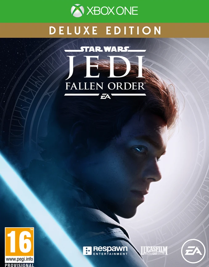 Star Wars Jedi Fallen Order Deluxe Edition (Xbox One) - Offer Games