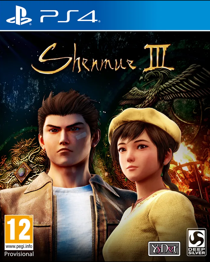 Shenmue III (PS4) - Offer Games